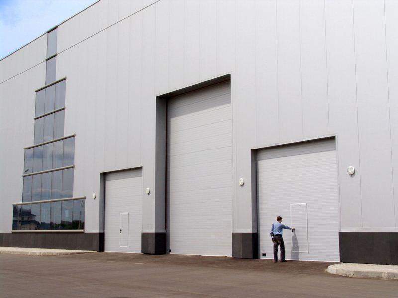 Промышленные ворота в широком ассортименте