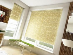 Рулонные шторы в Екатеринбурге – купить изделия высшего качества