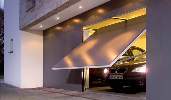 Ворота автоматические гаражные – цена и комплектация