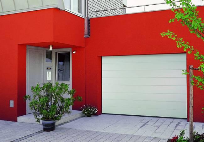 Ворота автоматические гаражные – демократичная цена, высокое качество