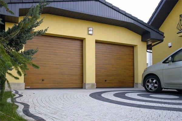 Изготовим гаражные ворота любых размеров по низкой цене!